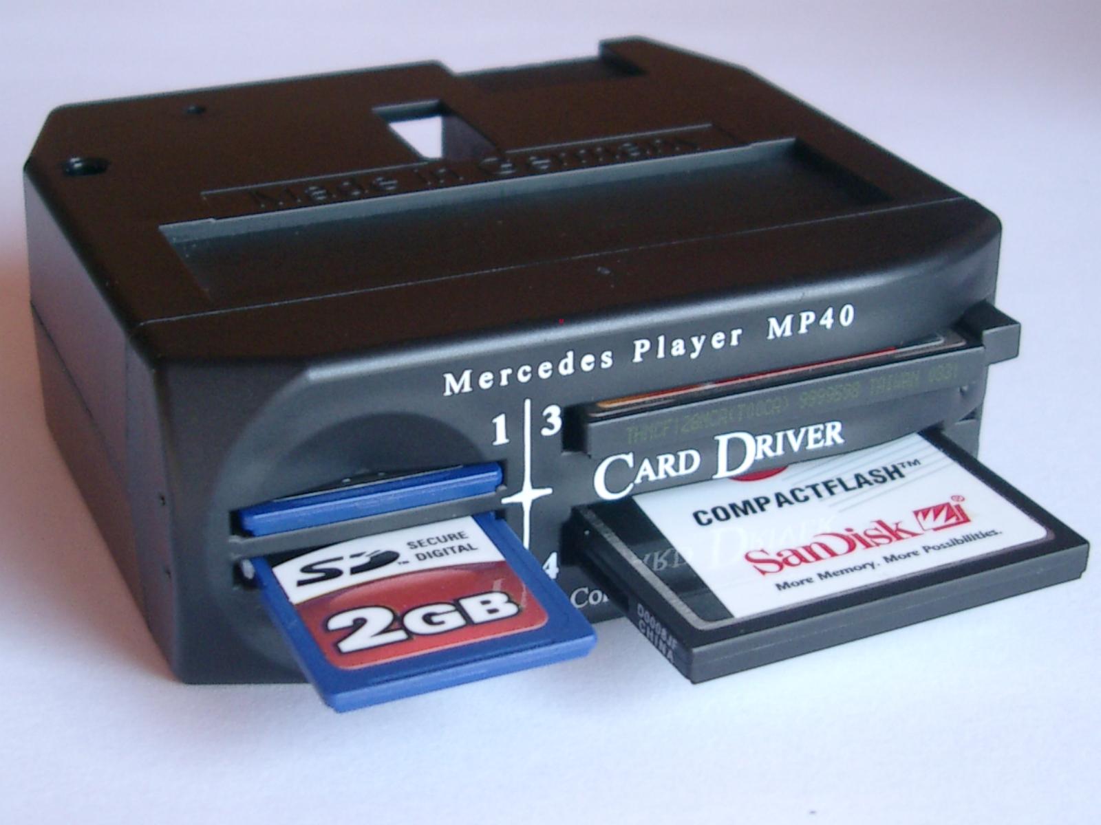 mercedes player mp40 mercedes player. Black Bedroom Furniture Sets. Home Design Ideas